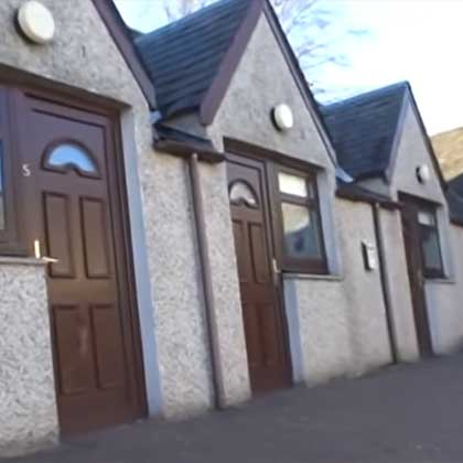 Self Catering around Stirling